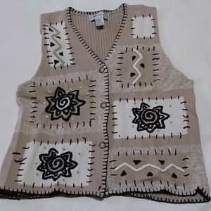 Gina Peters sweater vest